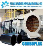 물 공급을%s 플라스틱 LDPE HDPE 관 관 밀어남 생산 라인