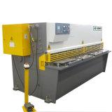 QC12y-4X2500 Cisaillement du faisceau hydraulique de rotation