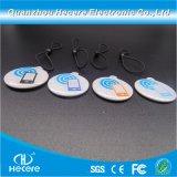 Kristallgeformtes EPOXIDRFID kardiert Haustier-Marken das 13.56 MHZ-NFC