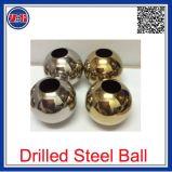 sfera d'acciaio perforata foro della sfera dell'acciaio inossidabile di 150mm