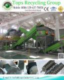 재생하는 폐기물 타이어 재생하는 플랜트 /Waste 타이어 분쇄 플랜트 제조자 분쇄