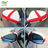 24x27cm coche espejo retrovisor del coche o cubierta de la bandera con la certificación en71 para la promoción y publicidad