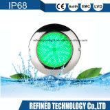 Indicatori luminosi subacquei della piscina montati superficie variopinta di IP68 LED