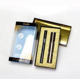 Custom косметики Роскошь золота Штампование Пэт в салоне