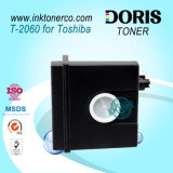Pó de tonalizador da copiadora de T2060 T-2060 para Toshiba BD 2060 2068 2860 2870