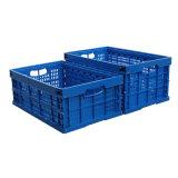 بلاستيكيّة قابل للانهيار يطوي صندوق شحن بدون أغطية