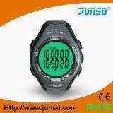 Reloj exacto del podómetro del Wristband de la memoria de 7 días (JS-7170)