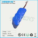 Micians 12V 10ah Rechargable Lithium-Batterie 18650