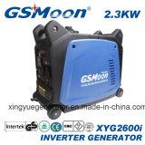 generador silencioso estupendo compacto aprobado de la gasolina del inversor de 2.3kVA 4-Stroke EPA