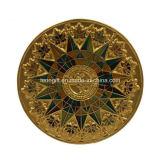 Monete militari personalizzate dell'esercito del ricordo del metallo dell'oro con il bordo speciale