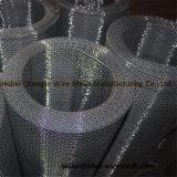 酸のアルカリの、防蝕ステンレス鋼のひだを付けられた金網