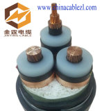 Il cavo elettrico isolato XLPE, PVC inguaina il collegare elettrico, 0.6/1kv
