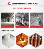 脱硫装置の使用のためのカルシウムカーバイド