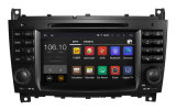 Lettore DVD Android (facoltativo) anabbagliante di Carplay per percorso W209 Radio/Bt del C-Codice categoria W203/Clk GPS del benz