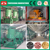 30-45ton / Day Big Screw Press Machine com Roaster Machine