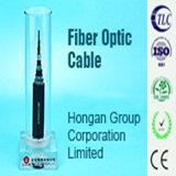 Núcleo de 24 hilos directamente enterrado o bajo el agua Cable de fibra óptica