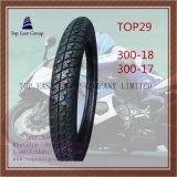 Reifen 300-18, 300-17 des lange Lebensdauer ISO-Nylonmotorrad-6pr