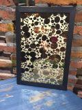 specchio 201 304 che incide lo strato dell'acciaio inossidabile