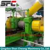 ゴム製粉のゴム製押しつぶす製造所のためのゴム製粉砕機