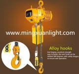 Профессиональная электрическая лебедка веревочки провода подъема конструкции поднимаясь