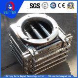 Líquido de aço inoxidável de alta qualidade Grade rotativa Separador Magnético/barra magnética da fábrica de máquina de Mineração