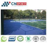 O desporto chão em tribunal para diversos Tribunal de jogos com RoHS Iaaf, CE, a ITF Certificados