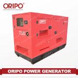 再製された交流発電機が付いている200kVA/160kw Oripoの無声屋内発電機