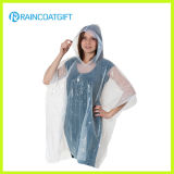 Cheap PE Disposable Rainwear Rpe-045A