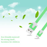 Mini cable colorido del USB para Sanmsung S4 S3 S2 y muchas cámaras digitales