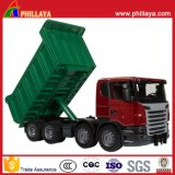 신제품: 유압 덤프 & 반 팁 주는 사람 트레일러 트럭