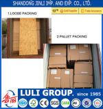 1220X2440mm OSB Board pour l'utilisation des meubles WBP Glue
