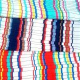 Напечатанная ткань рейона поплина для одежд от изготовления
