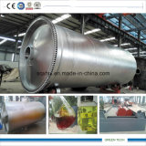 2600-6000 neumático que recicla la máquina para el petróleo del neumático