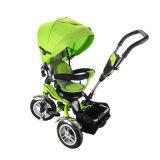 Bicicletta calda del bambino del triciclo dei capretti della rotella della plastica 3 di vendita