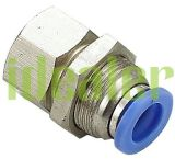 ISO9001를 가진 고품질 하나 접촉 압축 공기를 넣은 이음쇠: 2008년 (PMF1/2-N04)