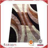 Couverture Shaggy d'intérieur de région de polyester de tapis