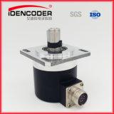 Codificador Semi-Oco do eixo do CNC do torno, codificador de eixo incremental