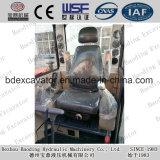Máquinas escavadoras novas da esteira rolante de Baoding mini com a cubeta 0.21m3