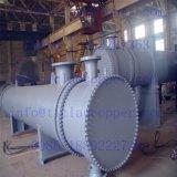 管およびシェルの熱交換器の構造