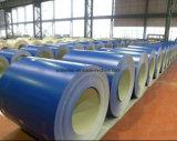 Plaque en acier galvanisée par aluminium économique de couleur
