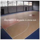 Basketball CourtのためのPVC Flooring
