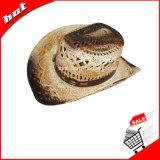 Sombrero de vaquero, sombrero de paja, sombrero de papel, sombrero del hombre, sombrero de la mujer