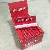 Papel de balanceo del tabaquismo del cliente de la buena calidad (78*44)