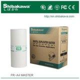 De Compatibele Meester van Fr van Shibakawa A4 voor Duplicator RS