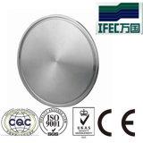Protezione di estremità solida sanitaria dell'acciaio inossidabile (IFEC-EC100001)