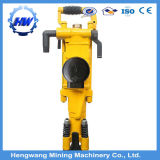 Jack Hammer Yt28 Air Leg Rock Drill Machine