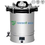 Sterilizzatore portatile del vapore dell'autoclave dell'acciaio inossidabile Ysmj-01