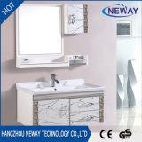 Водонепроницаемый корпус из нержавеющей стали на стене кабинета, туалетный столик в ванной комнате отеля роскоши ванной мебели