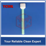 Tiges sans charpies de nettoyage de détecteur de mousse d'absorption élevée d'encre