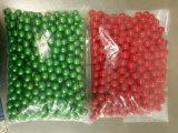 卸売0.68インチの口径の多彩なペンキの球Paintballs
